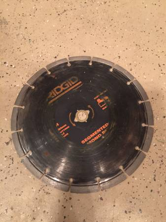 Photo Craftsman, Black and Decker, and Ridgid brand circular saw blades - $35 (Littleton)