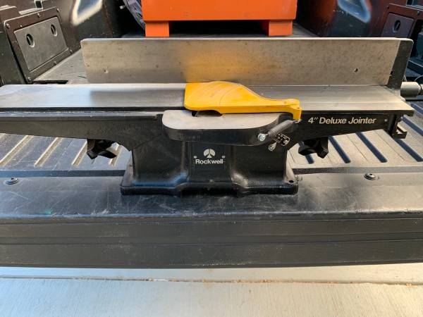 Photo Delta  Rockwell planer jointer - $60 (Aurora)