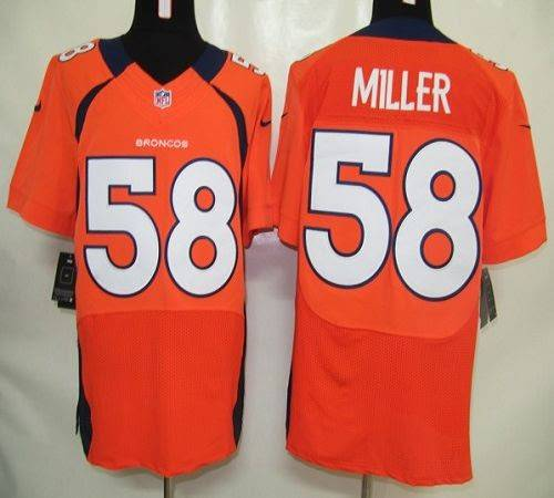 Photo Denver Broncos Jerseys - $55 (Denver Metro)