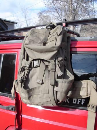 Photo Eberlestock F2 hunting tactical molle backpack - $100 (Denver)