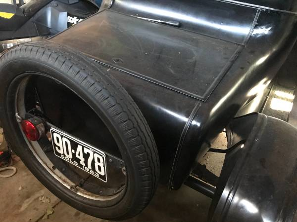 Photo Ford model t - $7,900 (Brighton)