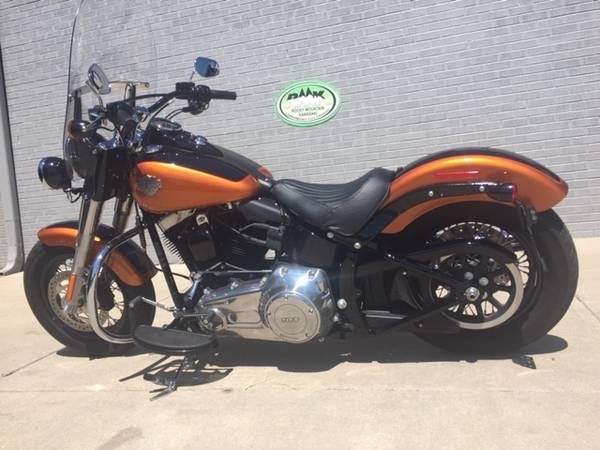 Photo Harley Davidson Soft Tail Slim - $14,499 (Longmont)