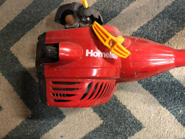 Photo Homelite Gas Trimmer Weed Eater 26cs - Needs Clean Up - $60 (North Denver)