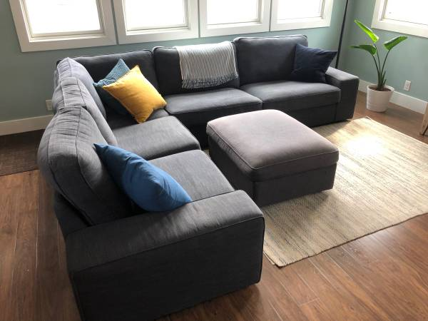 Photo IKEA Kivik Sectional Couch - CHOOSE YOUR COLOR - $750 (Denver)