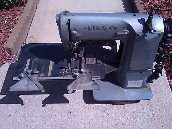 Photo Industrial Singer Sewing Machines - $1,500 (Denver)