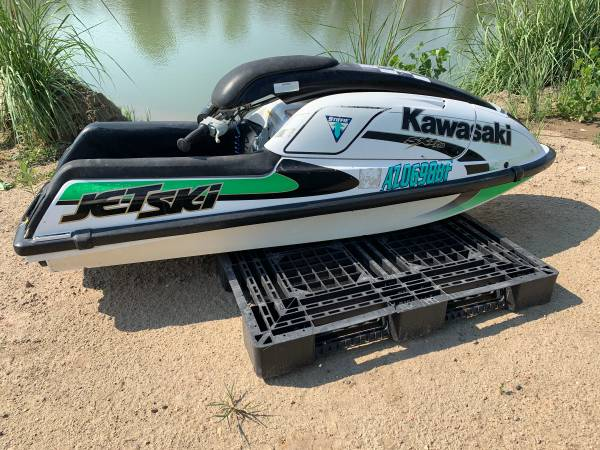 Photo Kawasaki SX-I Pro Stand Up Jet Ski - $4,000 (Denver)