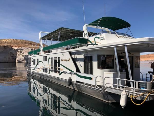 Photo Lake Powell Houseboat Share - $12,000 (Page, AZ)