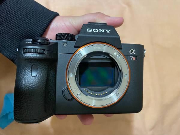 Photo Like New Sony A7riii (A7R3) - $2,000 (Belmar)