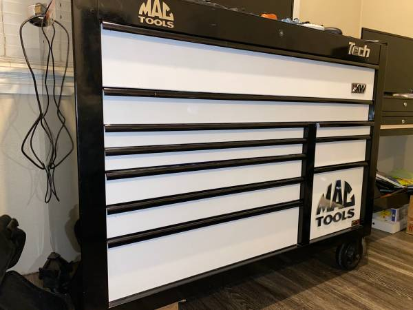 Photo Mac Tool Box with Quality Tools - $10000 (Aurora)