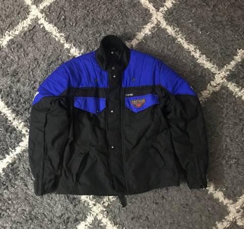Photo Mens First Gear motorcycle jacket, size 46, medium - $60 (denver metro area)