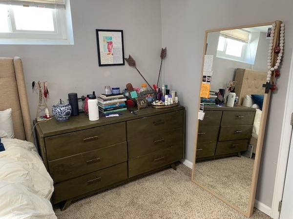 Photo Mid Century Modern Dresser - $300 (North Park Hill)