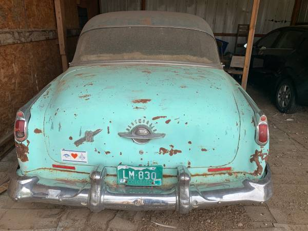 Photo Olosmobile 88 rocket project car - $800 (Commerce City)