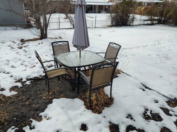 Outdoor Patio Furniture - $50 (Englewood) | Furniture For ...