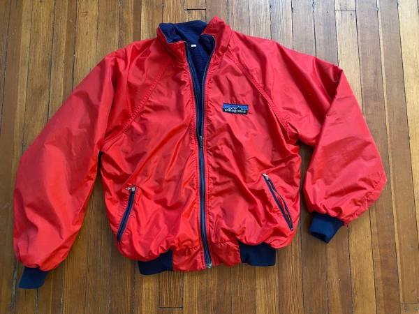 Photo Patagonia jacket fleece lined youth 1012, like new - $30 (Denver)