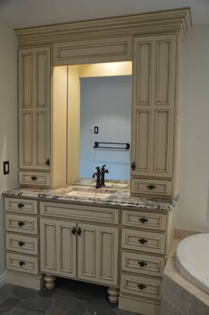 Remodel Sale-Master Bath Vanities,Powder Room and Guest ...
