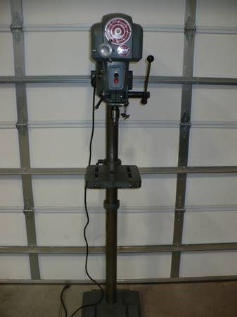 Photo Rockwell Delta 15quot Variable Speed Drill Press - $1,500 (Brighton)