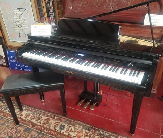 Photo Suzuki MDG-100 digital grand piano - $1,500 (SW Denver)