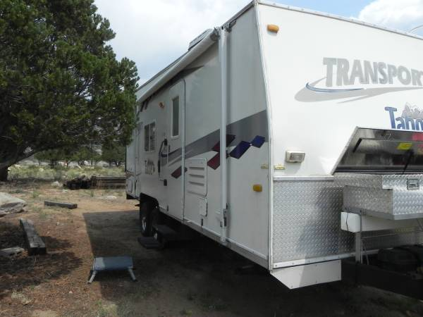 Photo Toy Hauler 21 ft Thor - $14,200 (Buena Vista)