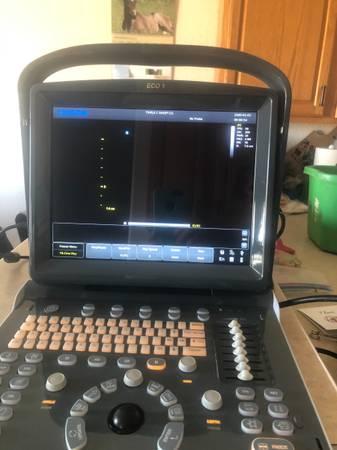 Photo Ultrasound Machine  2 probes - $3,000 (Strasburg)