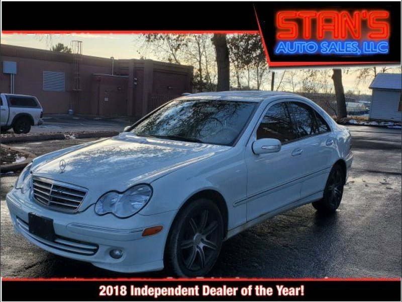 Photo Used 2007 Mercedes-Benz C 280 4MATIC Sedan for sale