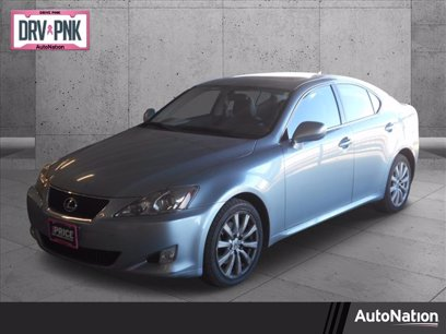 Photo Used 2008 Lexus IS 250 AWD for sale