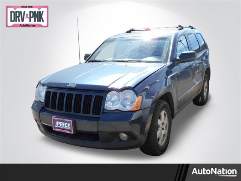 Photo Used 2010 Jeep Grand Cherokee Laredo for sale