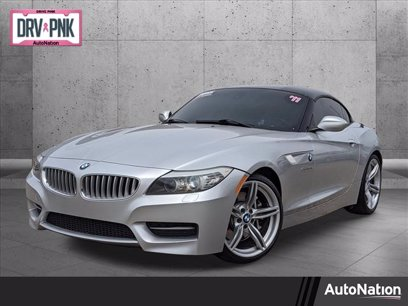 Photo Used 2011 BMW Z4 sDrive35is for sale