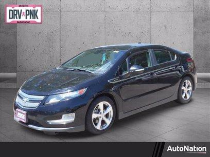 Photo Used 2012 Chevrolet Volt Premium for sale