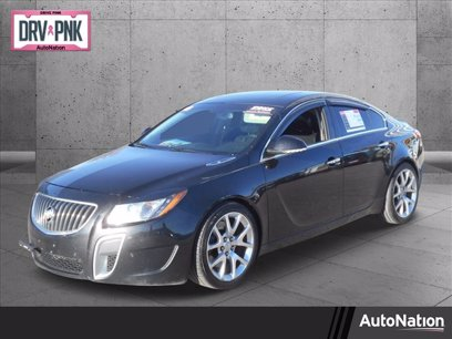 Photo Used 2013 Buick Regal GS for sale