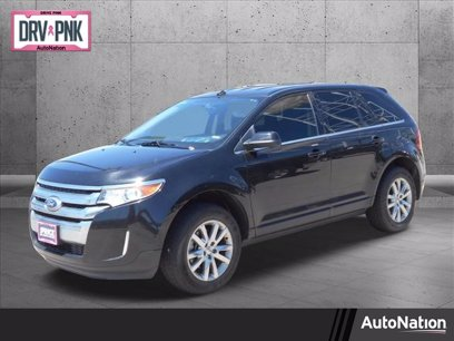 Photo Used 2013 Ford Edge AWD Limited for sale
