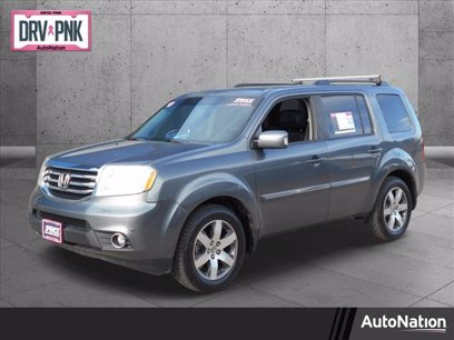Photo Used 2013 Honda Pilot 4WD Touring for sale