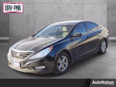 Photo Used 2013 Hyundai Sonata GLS for sale