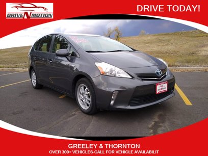 Photo Used 2013 Toyota Prius V Three for sale