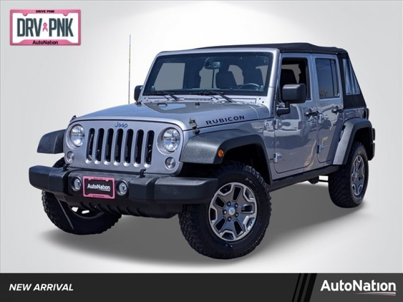 Photo Used 2014 Jeep Wrangler 4WD Unlimited Rubicon for sale