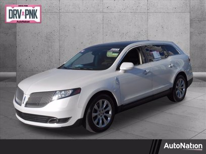 Photo Used 2014 Lincoln MKT AWD for sale