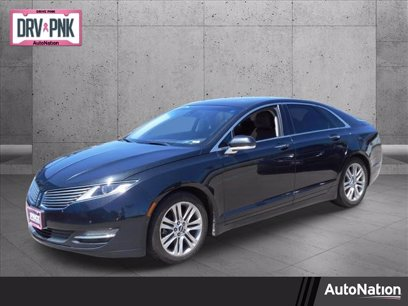 Photo Used 2014 Lincoln MKZ Hybrid for sale