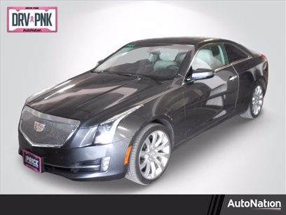 Photo Used 2015 Cadillac ATS 3.6 Luxury AWD Coupe for sale