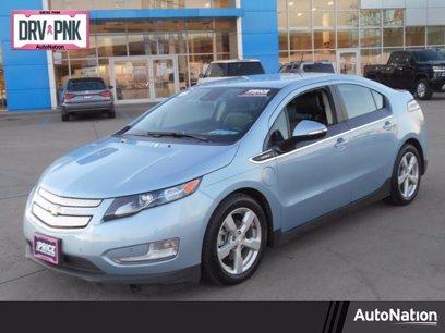 Photo Used 2015 Chevrolet Volt Premium for sale