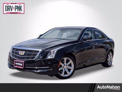 Photo Used 2016 Cadillac ATS 2.0T Luxury AWD Sedan for sale