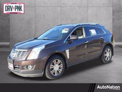 Photo Used 2016 Cadillac SRX AWD Luxury for sale