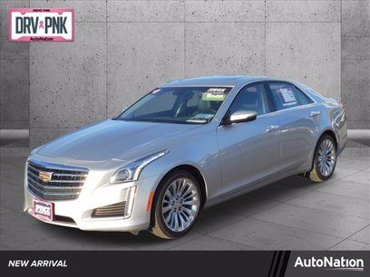 Photo Used 2017 Cadillac CTS Luxury AWD Sedan for sale