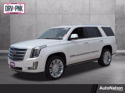 Photo Used 2017 Cadillac Escalade Platinum for sale