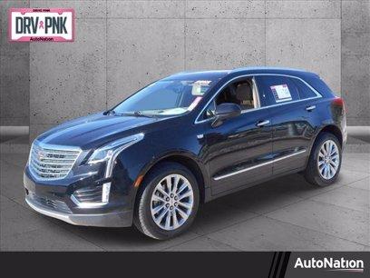 Photo Used 2017 Cadillac XT5 AWD Platinum for sale