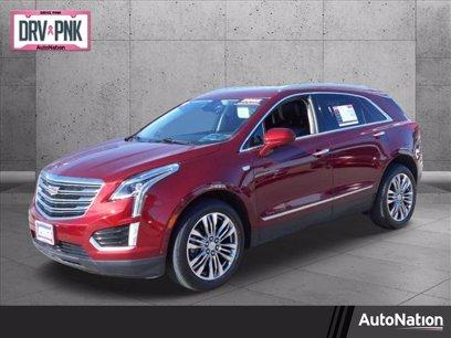 Photo Used 2017 Cadillac XT5 AWD Premium Luxury for sale
