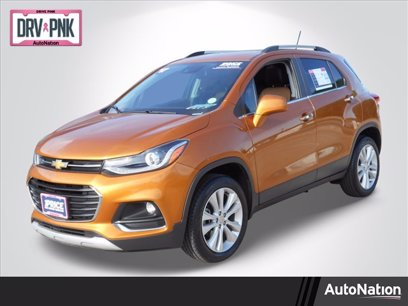 Photo Used 2017 Chevrolet Trax AWD Premier for sale