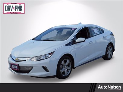Photo Used 2017 Chevrolet Volt LT w Comfort Package for sale