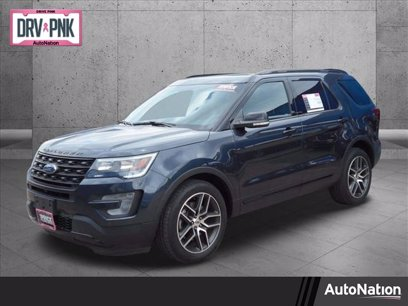Photo Used 2017 Ford Explorer 4WD Sport for sale
