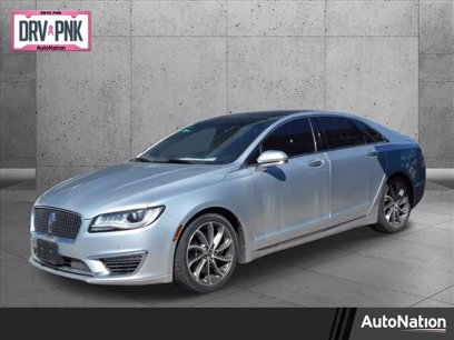 Photo Used 2017 Lincoln MKZ Reserve V6 AWD for sale