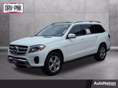 Photo Used 2017 Mercedes-Benz GLS 450 4MATIC for sale