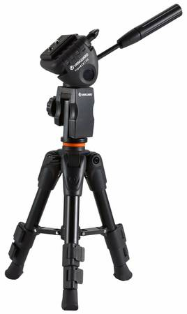 Photo Vanguard ESPOD CX 1OS 3 Section Aluminum Tabletop Tripod with Window M - $50 (LITTLETON)